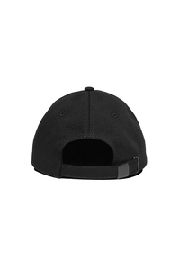 PROSTO KLASYK CZAPKA 6PANEL COVER BLACK