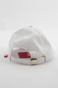 PROSTO KLASYK CZAPKA 6PANEL TWO WHITE