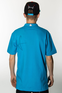 STOPROCENT POLO FRONT BACK