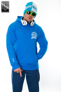 MASS DNM BASE ZIP BLUE