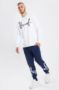 STOPROCENT LONGSLEEVE LS TAG WHITE