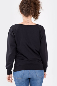 STOPROCENT BLUZA BD TAG BLACK