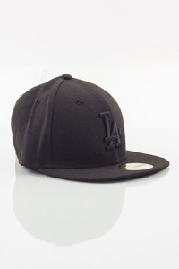 NEW ERA FULLCAP LA BLACK