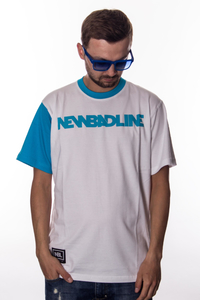 NEW BAD LINE CLASSIC WHITE BLUE