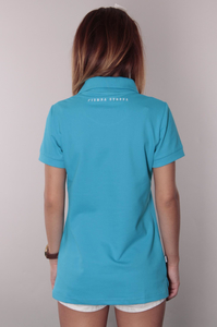 CS RPK T-SHIRT POLO BLUE