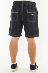 KOKA SHORTS BEACH JEANS DARK