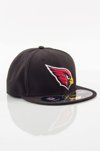 NEW ERA FULLCAP ARIZONA CARDINALS BLACK
