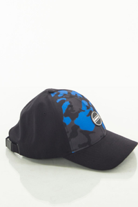 PATRIOTIC CZAPKA BASEBALL F-CIRCLE BLUE CAMO