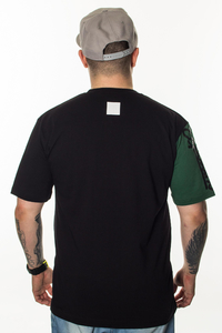 EL POLAKO T-SHIRT CREW BLACK
