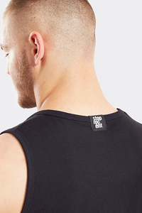 STOPROCENT TANKTOP TMT SHIFT BLACK