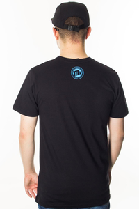 TIW T-SHIRT LOGO BLACK