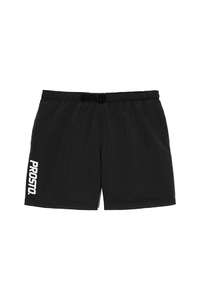 PROSTO KLASYK SPODENKI SWIM SHORTS TROPICAL BLACK