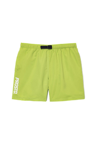PROSTO KLASYK SPODENKI SWIM SHORTS TROPICAL LIME GREEN