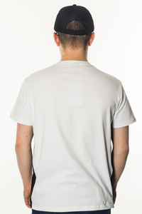 PATRIOTIC T-SHIRT F SLICE WHITE