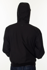 SMOKE STORY GROUP KURTKA ZIP CLASSIC BLACK
