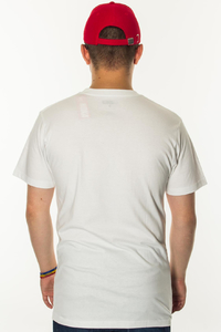 KOKA T-SHIRT BASIC LABEL WHITE