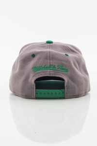 MITCHELL & NESS BOSTON CELTICS GREY-GREEN