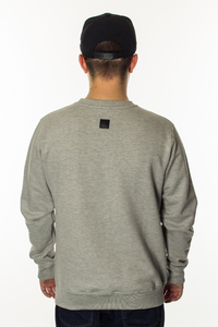 SMOKE STORY GROUP BLUZA SMALL CLASSIC GREY