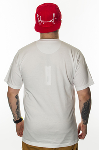PROSTO T-SHIRT JDL ONE FISH WHITE