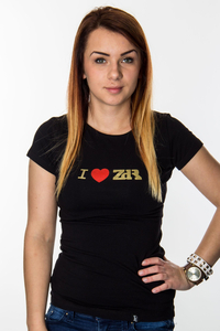 ZDR LOVE BLACK-GOLD