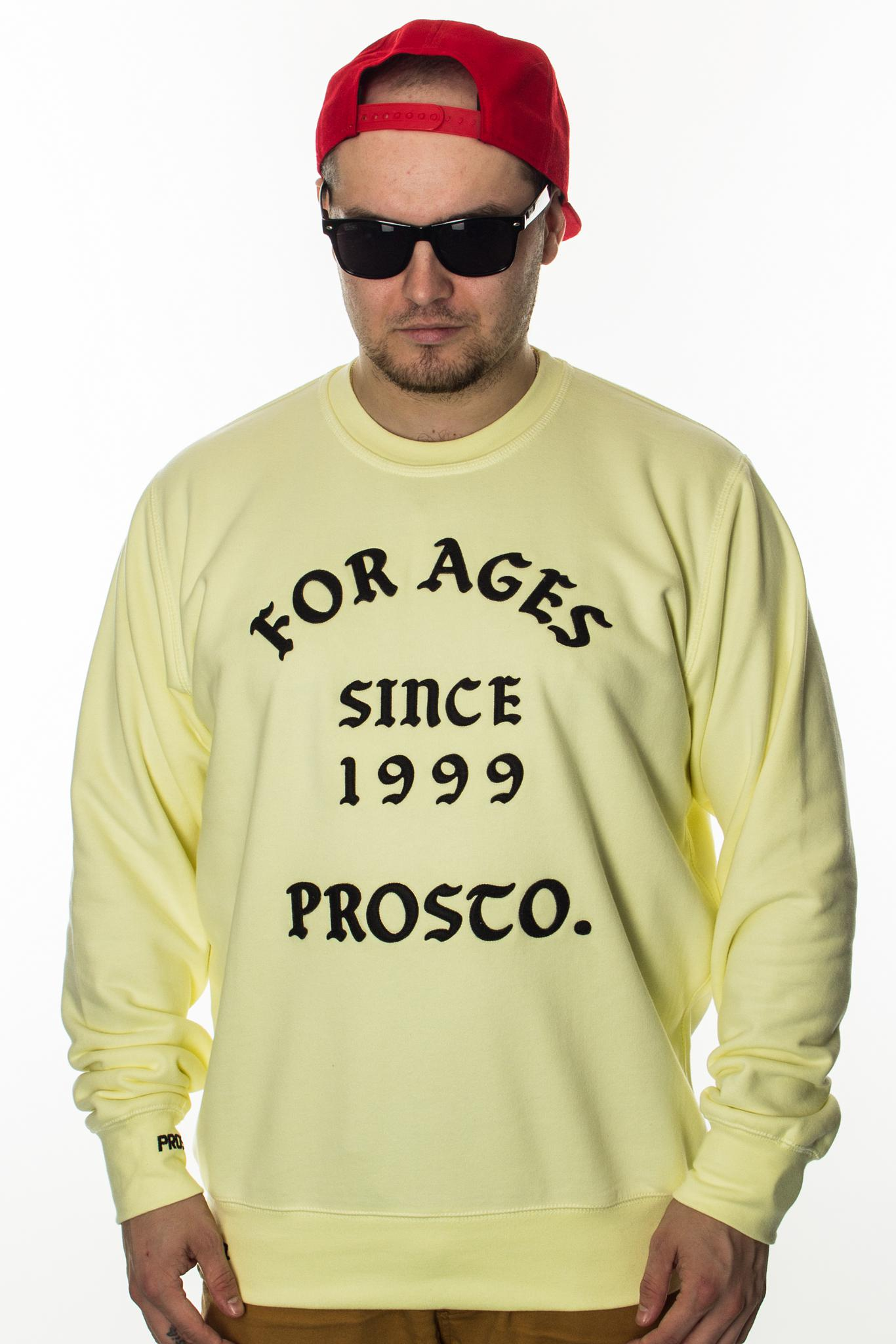 PROSTO BLUZA 1999 ACID YELLOW