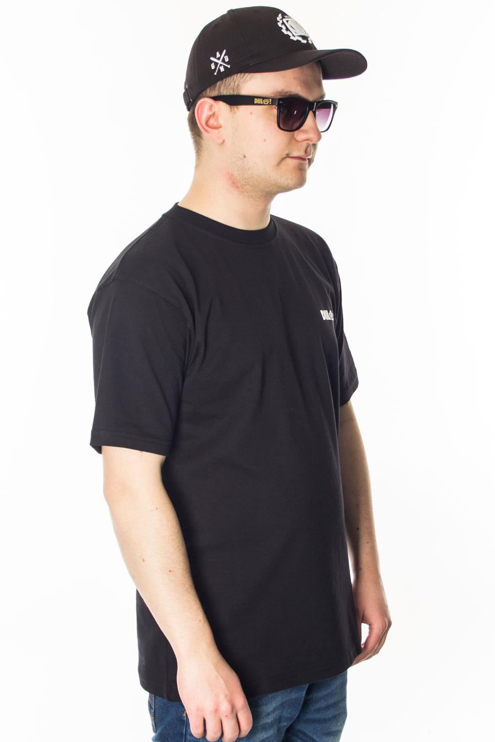 DIIL T-SHIRT LITTLE BLACK
