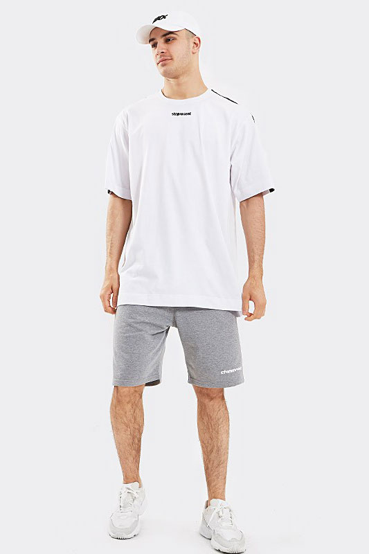 STOPROCENT T-SHIRT TM SURPRISE WHITE