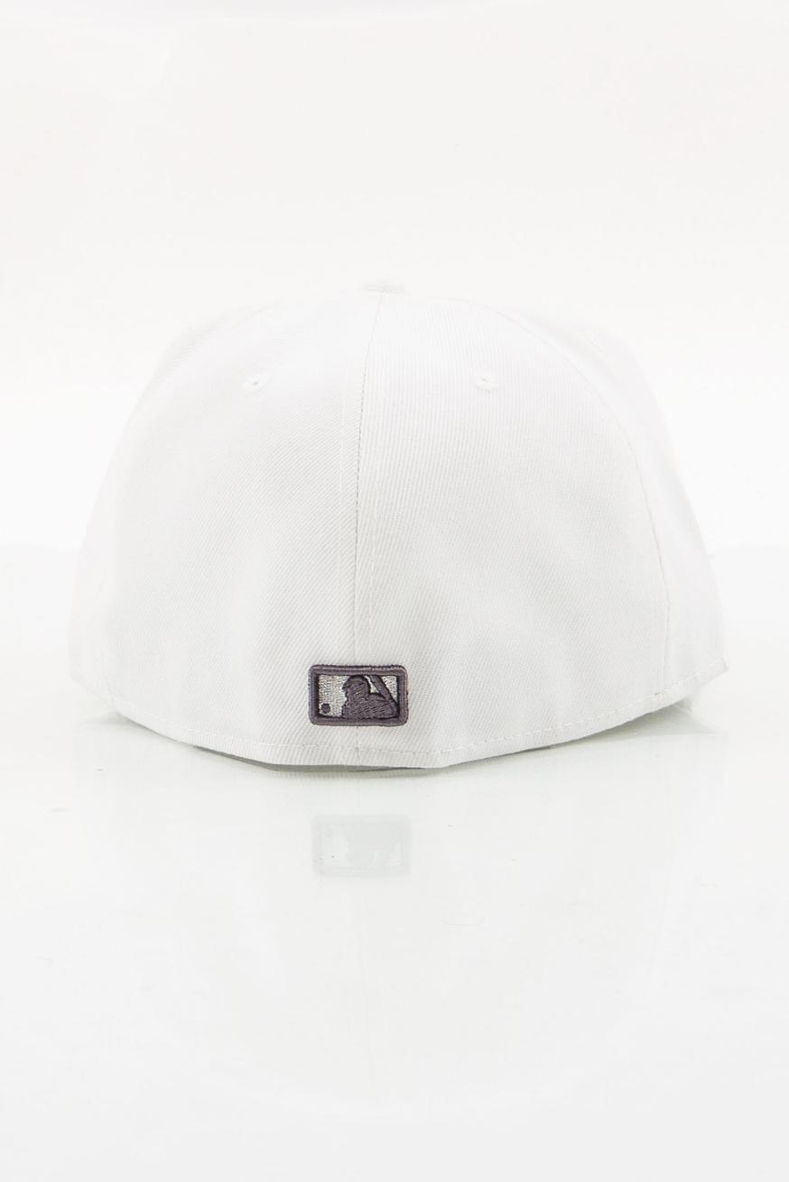NEW ERA FULLCAP STARS WHITE