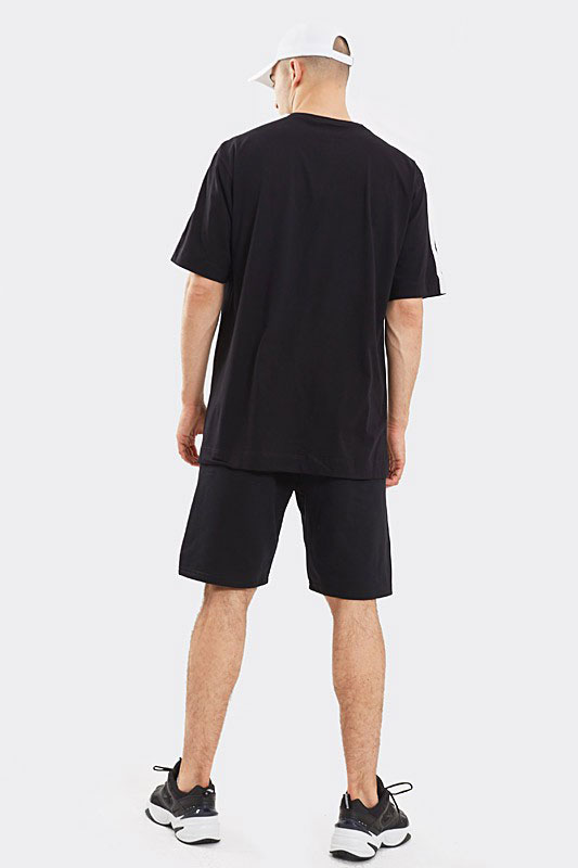 STOPROCENT T-SHIRT TM SURPRISE BLACK